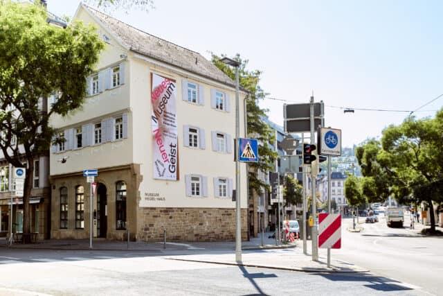 Museum Hegel-Haus English Version / 中文 版